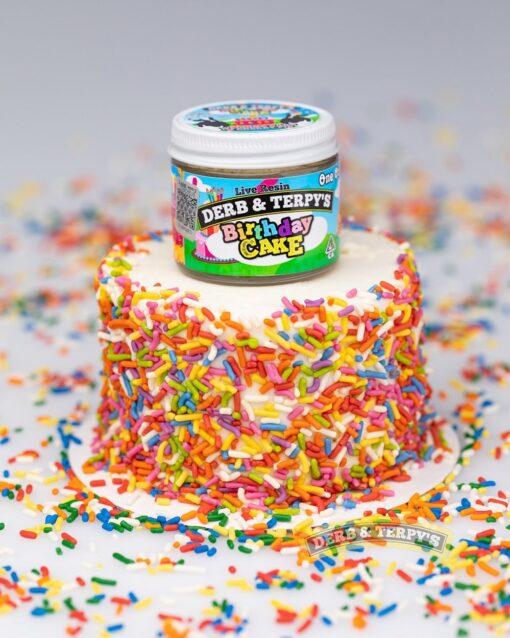 Birthday Cake Strain